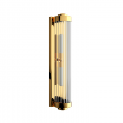 FUMI PARETTE GOLD IP44 KINKIET ORLICKI DESIGN