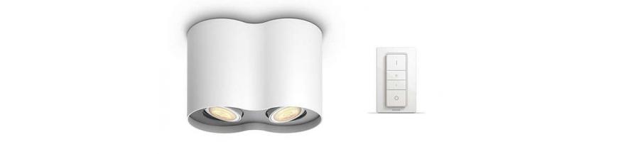 Philips Hue - inteligentne oświetlenie sterowane | LunaOptica.pl