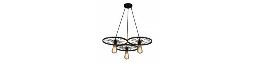 Lampy wiszące druciane/metalowe - Lista produktów - sklep lampy